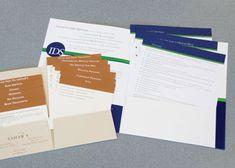All Business Presentation Folders