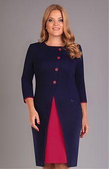 Платья для полных женщин: купить женские платья больших размеров в интернет магазине «L'Marka» [Страница 6]