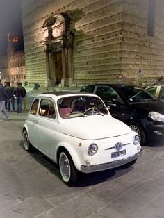 Fiat 500 / Perugia basic but brilliany. Drove it from Southampton to Calais and sold it for several times more than I paid for it.
