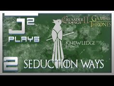 Crusader Kings 2 Game Of Thrones Mod Littlefinger Campaign  - Seduction Ways - Part 2  Crusader Kings 2 (#CK2) is a strategy game. #GameOfThrones is part of Song of Ice & Fire. See #J2JonJeremy plot to win! | Click Thumbs Up & Subscribe! #CrusaderKings, #GameOfThrones, #LittlefingerCampaign   Read post here : https://www.fattaroligt.se/crusader-kings-2-game-of-thrones-mod-littlefinger-campaign-seduction-ways-part-2/   Visit www.fattaroligt.se for more.
