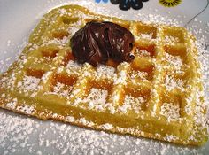 Belgian waffles, a great recipe from the kids category. Ratings: Average: Ø Belgian waffles, a great recipe from the kids category. Waffle Recipes, Easy Cake Recipes, Easy Desserts, Baking Recipes, Sweet Recipes, Dessert Recipes, Pie Recipes, Food Cakes, Cherry Pie Cake Recipe