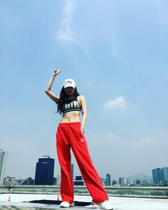 ♡ ྀ hyuna Hyuna Fashion, Fashion Outfits, Womens Fashion, Korean Star, Korean Girl, Kim Hyun Ah, Hyuna Red, Rapper, Girl Body