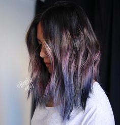 Geode Hair Is the Latest in Rainbow Hair Color Trend - Rainbow Hair
