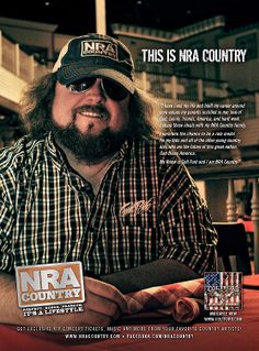 NRA Country artist Colt Ford