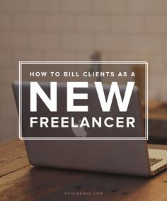 How to Bill Clients