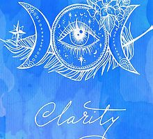 «Third Eye - Chakra» de CarlyMarie