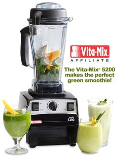 Vitamix - I want this