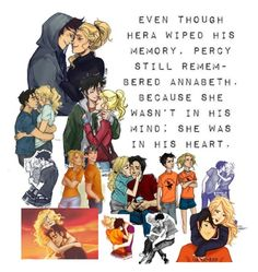 """""""Percabeth❤"""" by varshak1923 ❤ liked on Polyvore"""