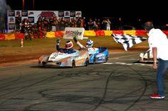 Barrichello e Kanaan faturam 500 Milhas de Kart pela nona vez ao lado de outros três competidores.