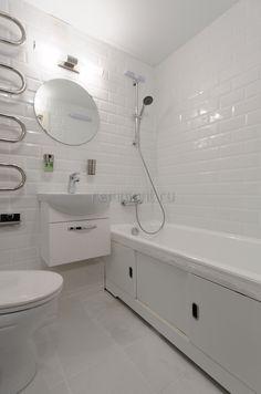 Белая плитка Victorian Self кабанчик 75x150
