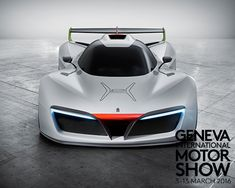 Pininfarina unveils at the Geneva Motor Show the green Sport race car concept, powered by hydrogen fuel cell. The Speed concept race car by Pininfarina… Supercars, Hydrogen Car, Hydrogen Engine, Electric Sports Car, Automobile, E Mobility, F12 Berlinetta, High Performance Cars, Auto Motor Sport