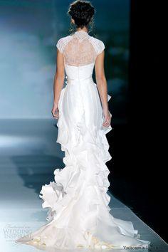 Victorio Lucchino 2014 Wedding Dresses | Wedding Inspirasi
