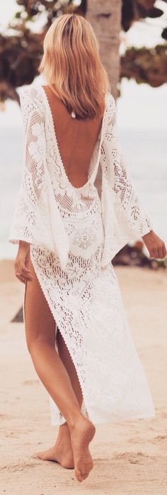 beach honeymoon cover up