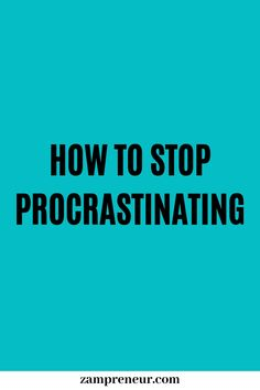 Personal Development Books, Development Quotes, Self Development, How To Stop Procrastinating, Self Discipline, Time Management Tips, Self Improvement Tips, Positive Mindset, Productivity