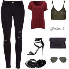 Outfit idea | N I O R  B L A N C O #NiorBlanco #Fashion #OutfitIdea #ootd
