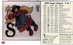 ABC Angel Afghan 33/46