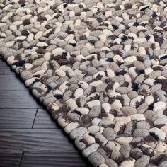 rug that looks like pebbles - Google Search