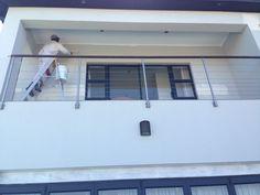 External redecoration in Welgemoed Decor, Outdoor Decor, Garage Doors, Redecorating, Home Decor, Doors