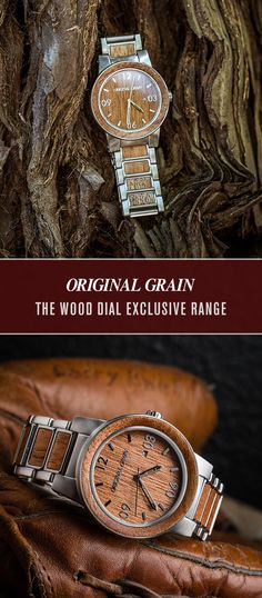 You asked for it... and we listened! You love our Best Selling Whiskey Barrel so we've released an exclusive range of Wood Dials for The Minimalist and Barrel Collections.