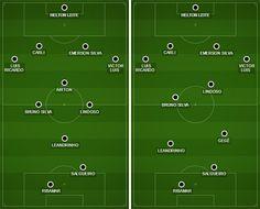 BotafogoDePrimeira: Formação com dois meias supera trio de volantes e ...