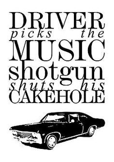 Shut your cakehole...lol