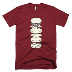 Burger Tee, exclusively on Fab.com!