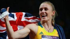 Sally Pearson Australian wins GOLD