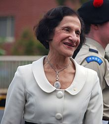 Marie Bashir AC CVO, has been the Governor of New South Wales since March 2001. Born in Narrandera, NSW, (1930) Bashir graduated from the University of Sydney in 1956 and held various medical positions, with a particular emphasis in psychiatry. She has also served as the Chancellor of the University of Sydney (2007–2012).