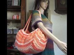 Straw Bag, Crochet, Youtube, Chrochet, Crocheting, Knits, Hand Crochet