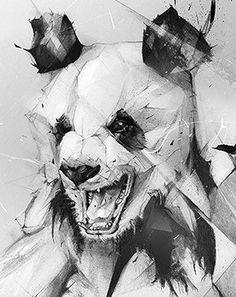 Panda... #jolie