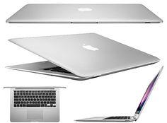 Macbook air - Full aluminium body. The most beautiful laptop ever