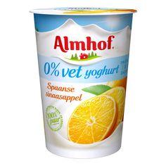 Almhof Orange Yogurt