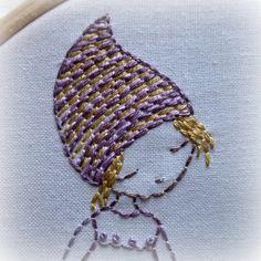 Pdf del patrón de bordado de la mano de amigos por LiliPopo en Etsy