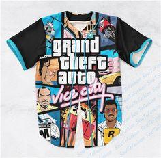 Grand Theft Auto Jersey