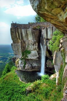 Lover's Leap | Rock City, Georgia.