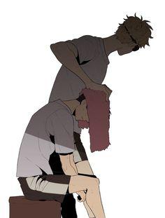 Tsukki and Akaashi or Tsukki and Kuroo ? 🤔