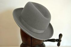 a9aac00c 10 Best Hamburg Hats images | Homburg, Hats for men, Gentleman Style
