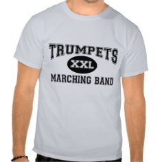We are trumpets on pinterest trumpets trumpet music for Xxl band t shirts