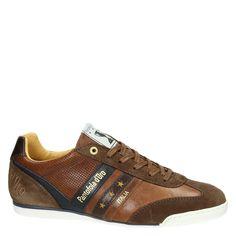 Bekijk nu deze Pantofola d'Oro Vasto Uomo Low heren lage sneakers cognac op Nelson.nl. ✓ Snel geleverd ✓ Gratis verzending v.a. 39,95