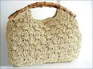 Image result for borse crochet ermanno scervino