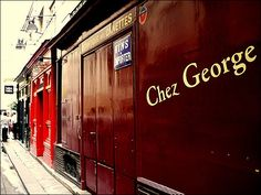 Greek shoemaker's guide to Paris (& other)