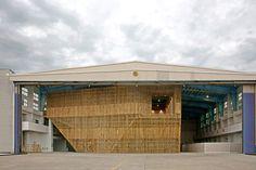 hangars architecture addition - Google Search