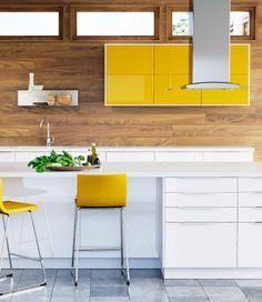 118 Best Yellow Kitchens Images Modern Kitchen Design Kitchens