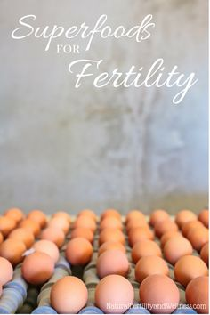 Find out some of the super foods for fertility that you can find right where you are - not heading to the rainforest! They're not what you might think.