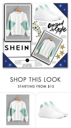 """""""New Shein Contest"""" by gheto-life ❤ liked on Polyvore featuring adidas Originals"""