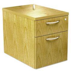 Alera® - SedinaAG Series Hanging Box/File Pedestal, 15-3/8w x 22d x 19h, Maple - Sold As 1 Each - A contemporary classic with clean lines and modern silver metalwork. by Alera Products. $214.41. Alera® - SedinaAG Series Hanging Box/File Pedestal, 15-3/8w x 22d x 19h, MapleA contemporary classic with clean lines and modern silver metalwork. Thermally fused woodgrain laminate is scratch-, dent- and water-resistant. Drawers operate on steel ball bearing full-ext...
