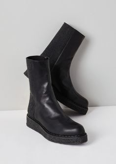 Smith Boot - Black - News - Shop Woman - Hope STHLM