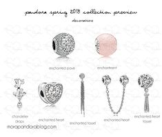 Pandora Spring 2018 collection preview Enchanted Heart safety chain – $45 USD