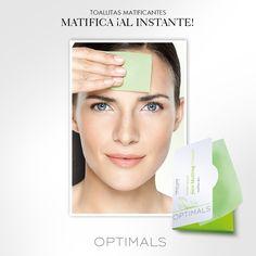 A cualquier hora y en cualquier parte, si ese molesto brillo oleoso ataca, ¡combátelo con las #toallitas #matificantes! ¡Perfectas para llevar en tu bolsa y aptas para aplicar incluso sobre el maquillaje! #OriflameMX