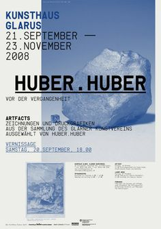 Kunsthaus Glarus - Valentin Hindermann, Marco Walser & Selina Butler